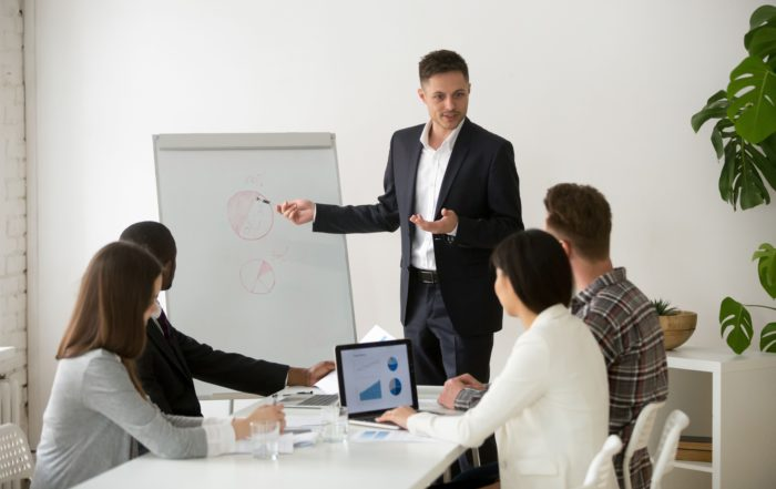 sviluppare leadership